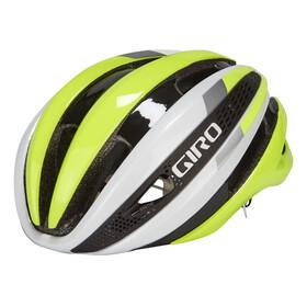Giro Synthe MIPS Helmet White/Highlight Yellow
